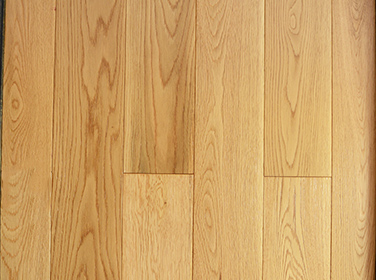 Carbonized wood flooring